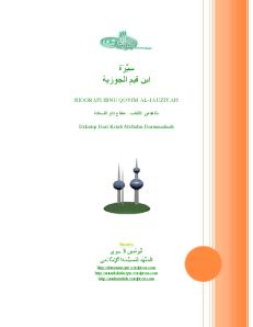 Kitab Biografi Ibnul Qoyim Aljauziyah